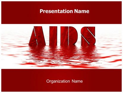 Free aids powerpoint template freetemplatestheme slide1g toneelgroepblik Images