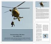 Free Air Ambulance Word Template Background, FreeTemplatesTheme