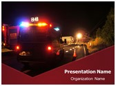 Free Ambulance Emergency PowerPoint Template Background, FreeTemplatesTheme