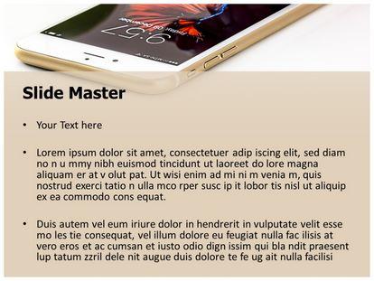 Free apple iphone powerpoint template freetemplatestheme slide1g slide2g toneelgroepblik Images