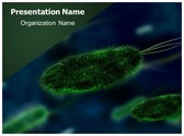 Free Bacteria PowerPoint Template Background, FreeTemplatesTheme