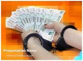 Free Bribery PowerPoint Template Background, FreeTemplatesTheme