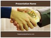 Free Business Bribery PowerPoint Template Background, FreeTemplatesTheme