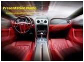 Free Car Dashboard PowerPoint Template Background, FreeTemplatesTheme