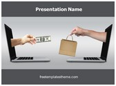 Free Cash On Delivery PowerPoint Template Background, FreeTemplatesTheme