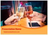 Free Celebrate PowerPoint Template Background, FreeTemplatesTheme