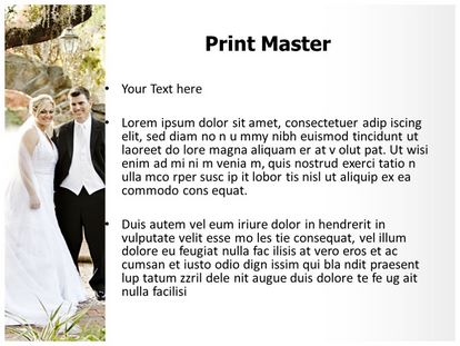 Free Christian Wedding Powerpoint Template | Freetemplatestheme