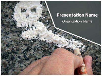 Free cocaine powerpoint template freetemplatestheme slide1g toneelgroepblik Image collections