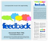 Free Customer Feedback Word Template Background, FreeTemplatesTheme