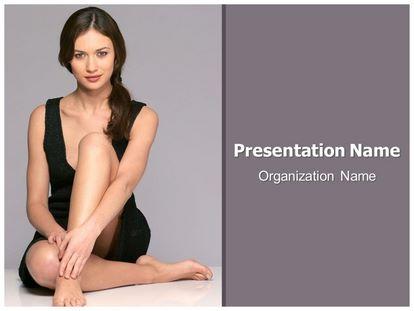 Dermatologist Skin Care Free Powerpoint Background, freetemplatestheme.com
