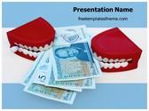 Free Divorce Money Settlement PowerPoint Template Background, FreeTemplatesTheme
