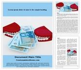 Free Divorce Money Settlement Word Template Background, FreeTemplatesTheme
