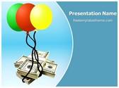 Free Dollar Money Laundering PowerPoint Template Background, FreeTemplatesTheme
