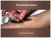 Free Drugs Overdose PowerPoint Template Background, FreeTemplatesTheme