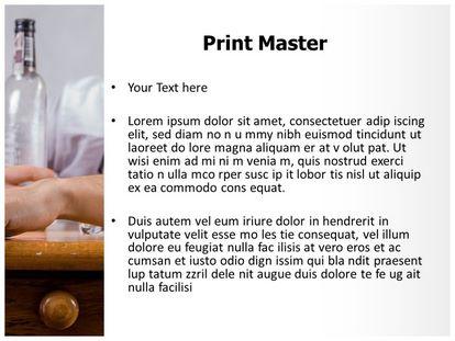 Drunkard Free Powerpoint Template Design, PPT Slide3