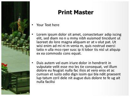Event Room Free PPT Template Design, PPT Slide3
