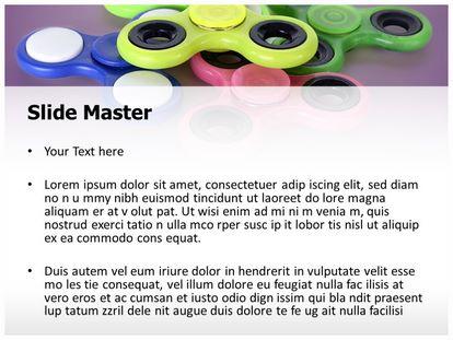 Free finger spinners powerpoint template freetemplatestheme slide1g slide2g toneelgroepblik Images