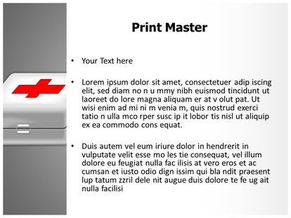 Free First Aid Powerpoint Template Freetemplatestheme