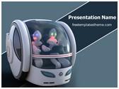 Free Future Vehicle PowerPoint Template Background, FreeTemplatesTheme