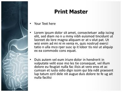Free gastrointestinal powerpoint template freetemplatestheme slide1g slide2g slide3g toneelgroepblik Choice Image