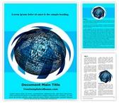 Free Global Photo Albums Word Template Background, FreeTemplatesTheme