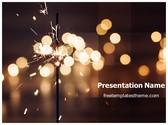Free Happy Diwali PowerPoint Template Background, FreeTemplatesTheme