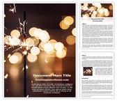 Free Happy Diwali Word Template Background, FreeTemplatesTheme