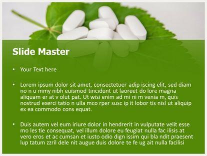 Free herbal pills powerpoint template freetemplatestheme slide1g slide2g toneelgroepblik Images