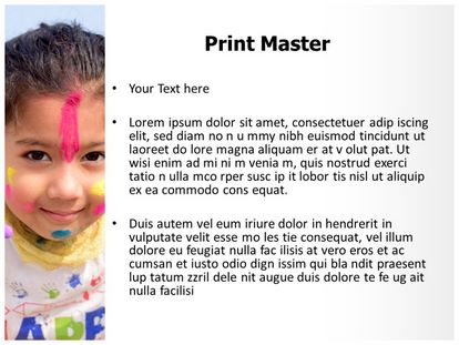 Holi Fun Free PPT Template Theme, PPT Slide3