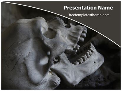 bone powerpoint templates