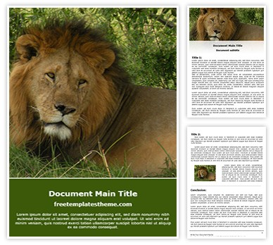 lion-free-word-template-design-72dpi-big-lion-187-3 Open Office Newsletter Templates on classroom weekly, free office, microsoft word, fun company, free printable monthly,