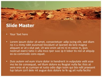 Free mars red planet powerpoint template freetemplatestheme slide1g slide2g toneelgroepblik Images