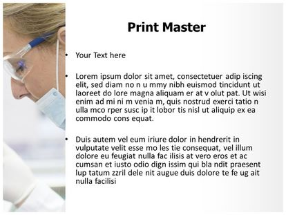 Free medical laboratory expert powerpoint template slide1g slide2g slide3g toneelgroepblik Image collections
