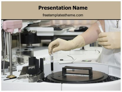 Free medical laboratory powerpoint template freetemplatestheme slide1g toneelgroepblik Image collections