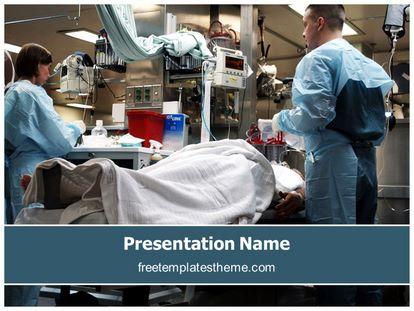 Free medical operation powerpoint template freetemplatestheme slide1g toneelgroepblik Images
