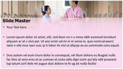 Free Nursing PowerPoint Template