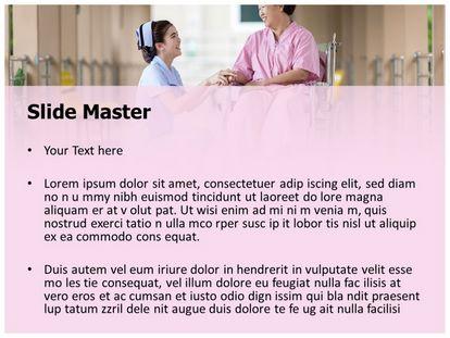 Nursing Free PPT Background Template Slide2