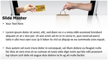 Free online shopping powerpoint template freetemplatestheme slide1g slide2g toneelgroepblik Image collections