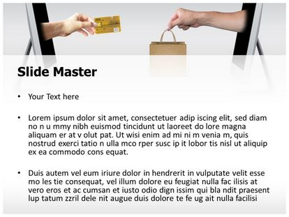 Free online shopping powerpoint template freetemplatestheme slide1g slide2g toneelgroepblik Images