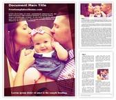 Free Parenting Word Template Background, FreeTemplatesTheme