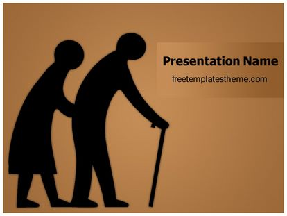 free parkinson powerpoint template | freetemplatestheme, Modern powerpoint