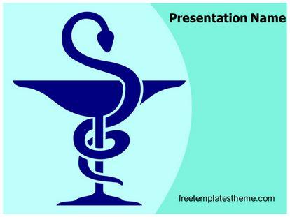 Free pharmacy symbol powerpoint template freetemplatestheme slide1g toneelgroepblik Choice Image