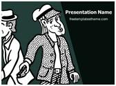 Free Pickpocketing PowerPoint Template Background, FreeTemplatesTheme
