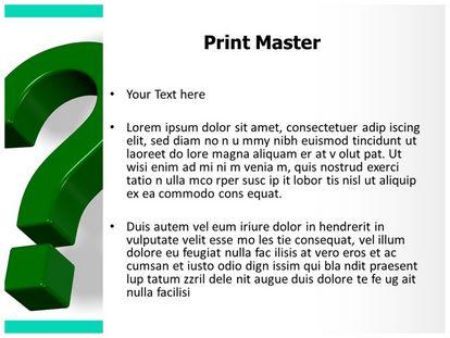 Free question mark powerpoint template freetemplatestheme slide1g slide2g slide3g toneelgroepblik Choice Image