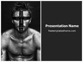 Free Revolutionist PowerPoint Template Background, FreeTemplatesTheme