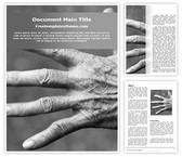 Free Rheumatoid Arthritis Word Template Background, FreeTemplatesTheme