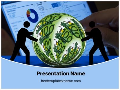 Free Sales Teamwork Powerpoint Template Freetemplatestheme