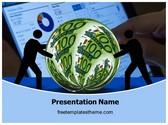 Free Sales Teamwork PowerPoint Template Background, FreeTemplatesTheme