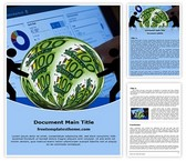 Free Sales Teamwork Word Template Background, FreeTemplatesTheme