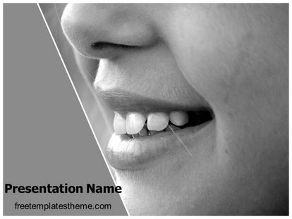 Free smile powerpoint template freetemplatestheme slide1g toneelgroepblik Choice Image